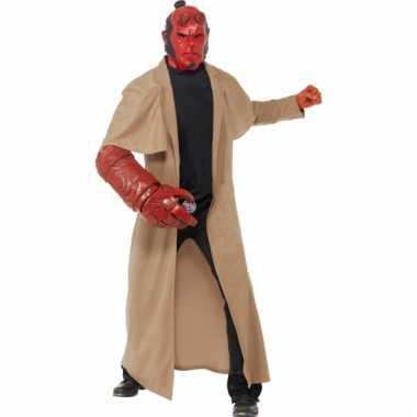 Hellboy pak met masker