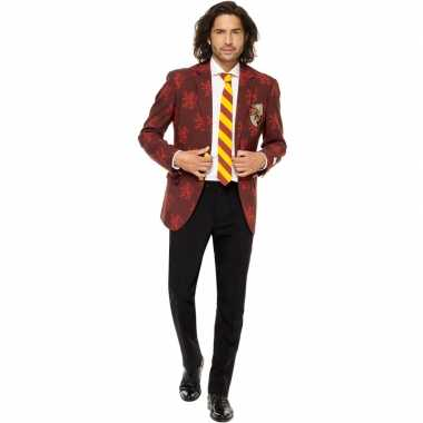 Heren verkleedkostuum harry potter griffoendor/gryffindor business su
