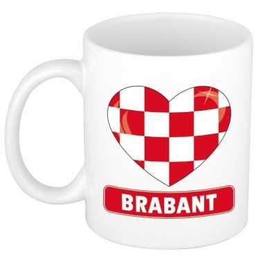 I love brabant mok / beker 300 ml