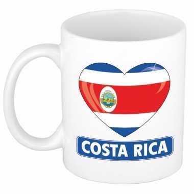 I love costa rica mok / beker 300 ml