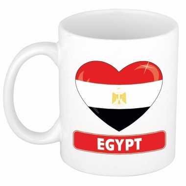 I love egypte mok / beker 300 ml