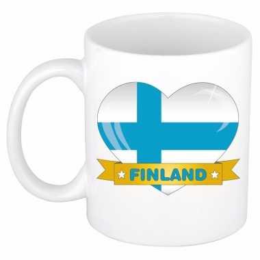 I love finland mok / beker 300 ml