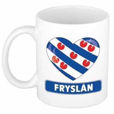 I love friesland mok / beker 300 ml