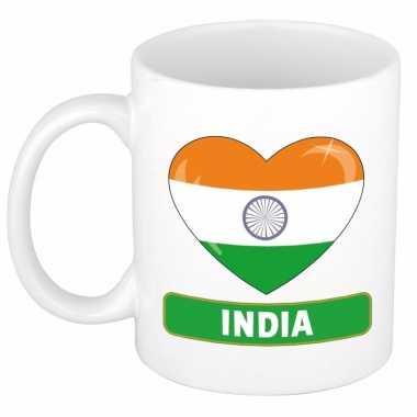 I love india mok / beker 300 ml