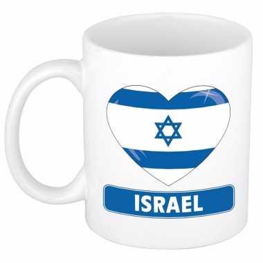 I love israel mok / beker 300 ml