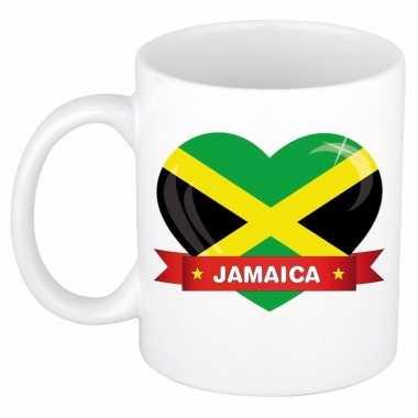 I love jamaica mok / beker 300 ml