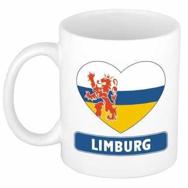 I love limburg mok / beker 300 ml