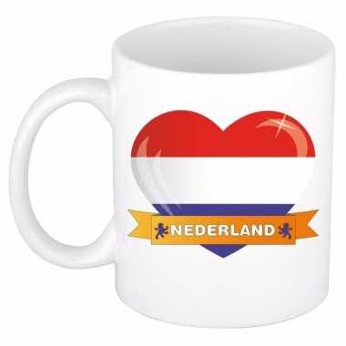 I love nederland mok / beker 300 ml