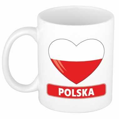 I love polen mok / beker 300 ml