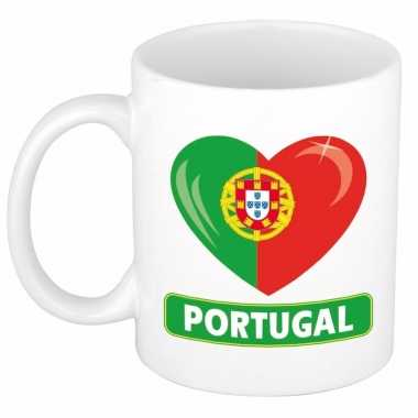 I love portugal mok / beker 300 ml