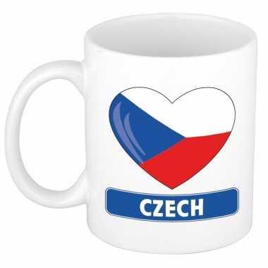 I love tsjechie mok / beker 300 ml