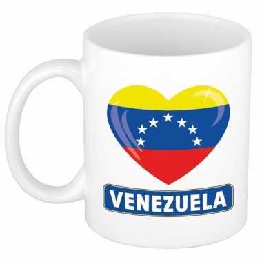 I love venezuela mok / beker 300 ml
