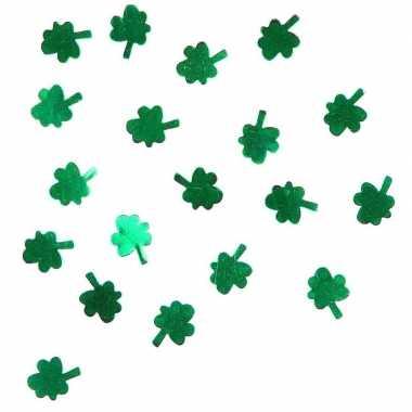 Ierland confetti klavertjes drie