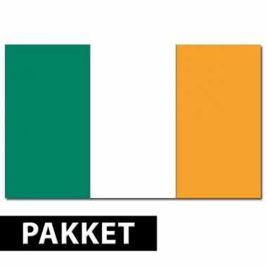 Ierse versiering pakket