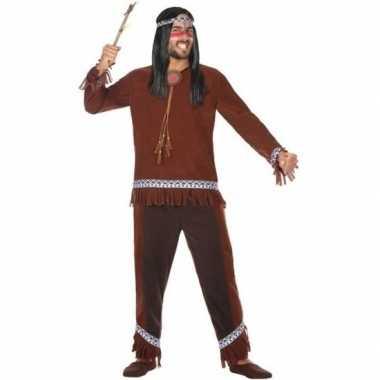Indianen kostuum choctaw voor heren
