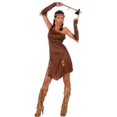 Indianen kostuum honovi voor dames