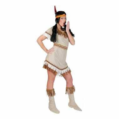 Indianen verkleed jurkje alawa voor dames