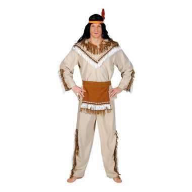 Indianen verkleed kostuum adahy voor heren