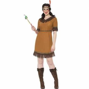Indianen verkleedkleding voor dames
