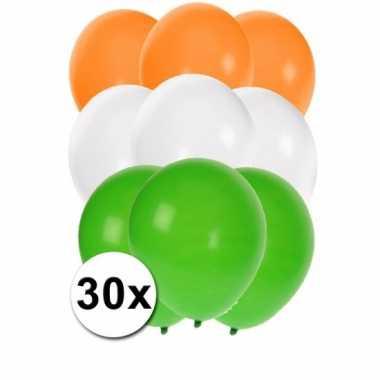 Indische ballonnen pakket 30x