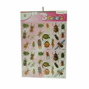 Insecten plakplaatjes