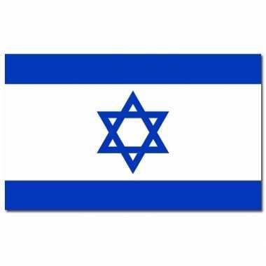 Israelische vlag 90x150 cm