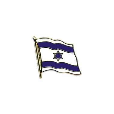 Israelische vlag broche