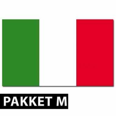 Italiaans versiering pakket