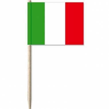 Italiaanse cocktailprikkers
