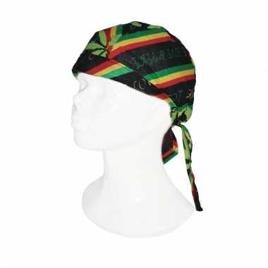 Jamaicaanse rasta bandana