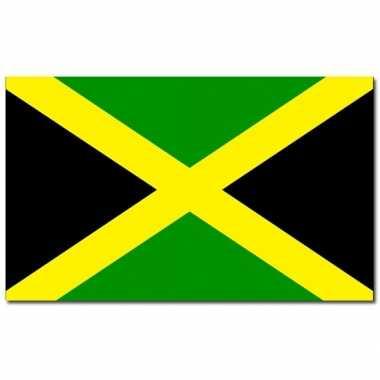 Jamaicaanse vlag 90x150 cm