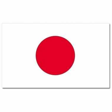 Japanse vlag 90x150 cm