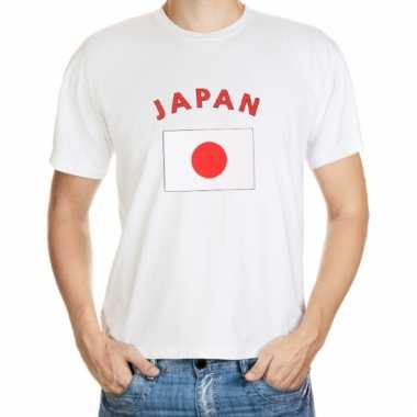 Japanse vlag t-shirt