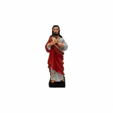Jezus christus beeldje 13 cm