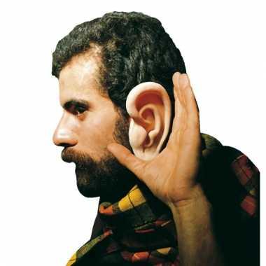 Jumbo oren van latex