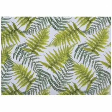 Jungle placemats 10 stuks