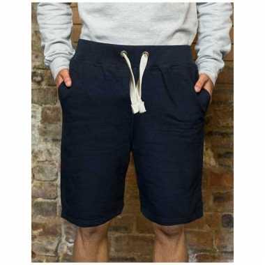 Just hoods korte broek voor heren