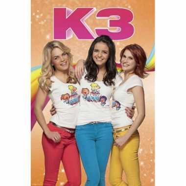 K3 pow kinder posters