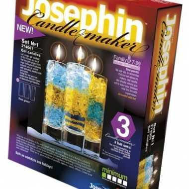 Kaarsen maken knutselset