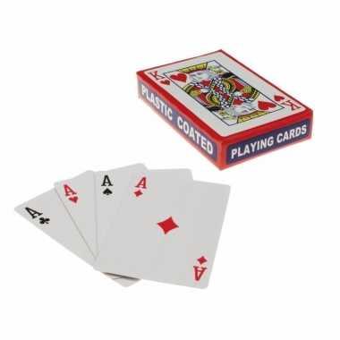 Kaartspellen 1 stuks