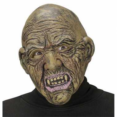 Kale heksen masker latex