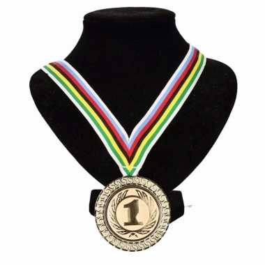 Kampioensmedaille nr. 1 wereldkampioen