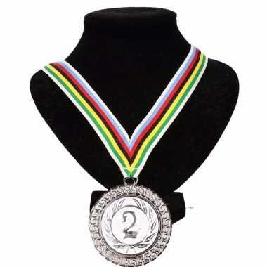 Kampioensmedaille nr. 2 wereldkampioen