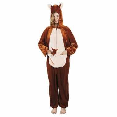 Kangoeroe onesie dierenpak 180 cm