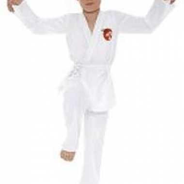 Karate kid pak voor jongens