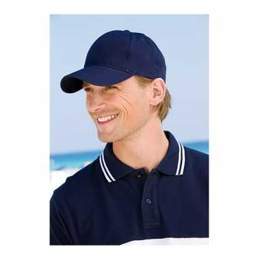 Katoenen baseball caps