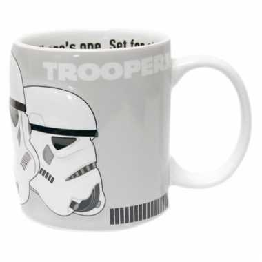 Keramieken storm trooper mok