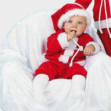 Kerst baby kleding compleet