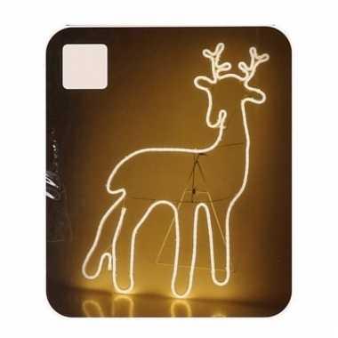 Kerst rendier verlichting met 240 lampjes type i