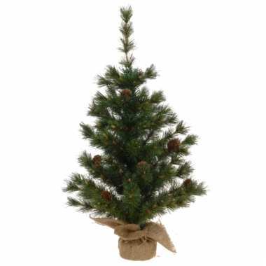 Kerstbomen knoppine 60 cm